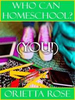 Who Can Homeschool? (YOU!)