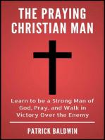 The Praying Christian Man