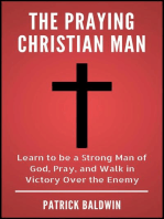The Praying Christian Man