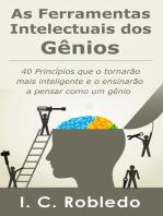 As Ferramentas Intelectuais dos Gênios