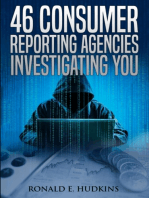 46 Consumer Reporting Agencies Investigating You
