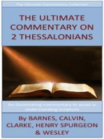 The Ultimate Commentary On 2 Thessalonians
