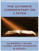 The Ultimate Commentary On 2 Peter