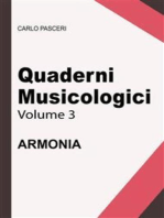 Quaderni Musicologici - Armonia