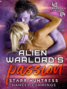Alien Warlord's Passion