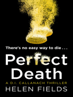 Perfect Death (A DI Callanach Thriller, Book 3)