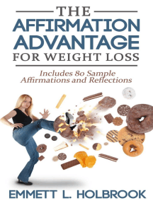 The Affirmation Advantage For Weight Loss