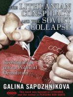 The Lithuanian Conspiracy and the Soviet Collapse