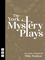 The York Mystery Plays (NHB Classic Plays)
