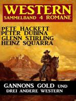 Western Sammelband 4 Romane
