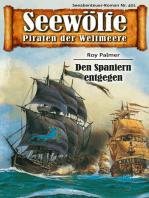 Seewölfe - Piraten der Weltmeere 401