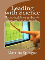 Leading with Science