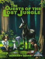 The Quests of the Lost Jungle