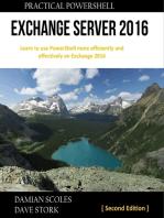 Practical Powershell Exchange Server 2016