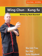 Home Study - 2nd Edition Wing Chun - Kung fu Siu Lim Tau for the Solo Student