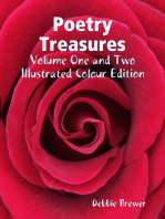 Poetry Treasures - Volume One and Two - Illustrated Colour Edition