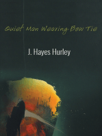 Quiet Man Wearing Bow Tie
