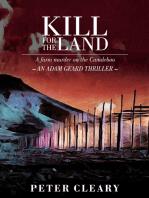 Kill for the Land - A Farm Murder on the Camdeboo - An Adam Geard Thriller