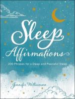 Sleep Affirmations