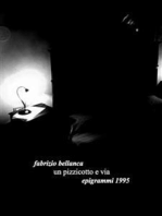 Un pizzicotto e via (epigrammi 1995)