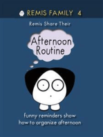 Remis Share Their Afternoon Routine