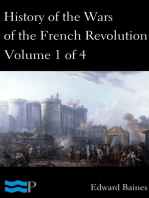 History of the Wars of the French Revolution, Volume 1 of 4