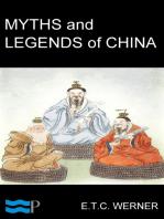Myths & Legends of China