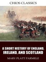 A Short History of England, Ireland, and Scotland