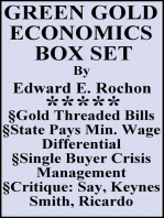 Green Gold Economics Box Set