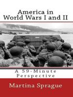 America in World Wars I and II