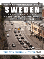 What You Need to Know Before You Travel to Sweden