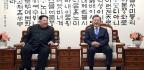 Kim Meets Moon