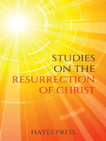 Studies on the Resurrection of Christ