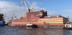 Russia Launches Floating Nuclear Power Plant; It's Headed To The Arctic