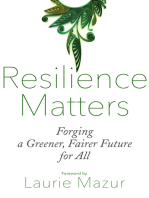 Resilience Matters