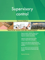 Supervisory control Second Edition