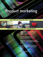 Product marketing The Ultimate Step-By-Step Guide
