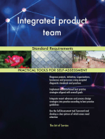 Integrated product team Standard Requirements