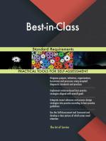 Best-in-Class Standard Requirements