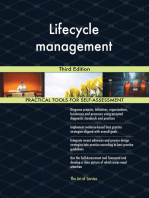 Lifecycle management Third Edition