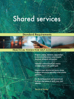 Shared services Standard Requirements
