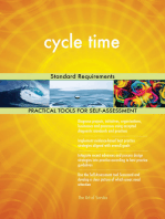 cycle time Standard Requirements