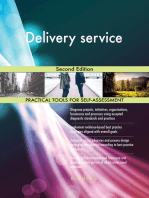 Delivery service Second Edition