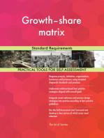 Growth–share matrix Standard Requirements