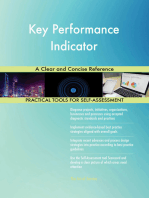 Key Performance Indicator A Clear and Concise Reference