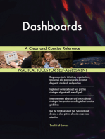 Dashboards A Clear and Concise Reference