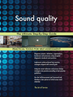 Sound quality The Ultimate Step-By-Step Guide