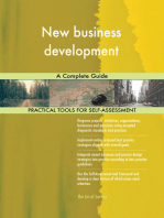 New business development A Complete Guide