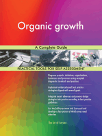Organic growth A Complete Guide