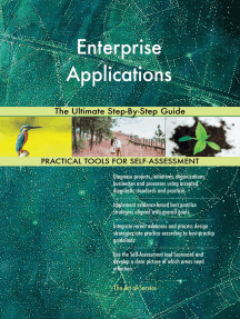 Enterprise Applications The Ultimate Step-By-Step Guide